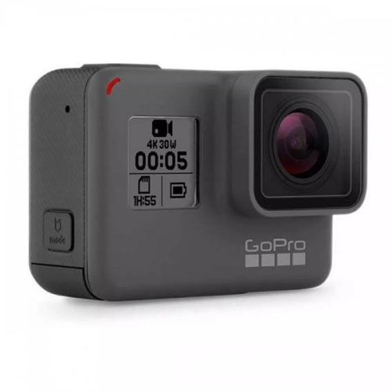 Gopro Semi Nova Camera Go Pro Hero 5 Black + 20 Acessorios