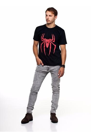 Kit 10 Camisetas Super Heróis - Personagens - Banda De Rock
