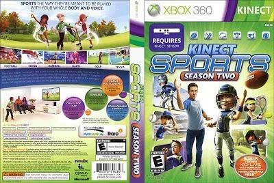 Jogo Sports Season Two - Original - Lacrado - Xbox 360