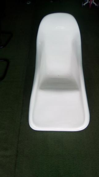 10 Cadeiras, Espreguiçadeira Fibra De Vidro