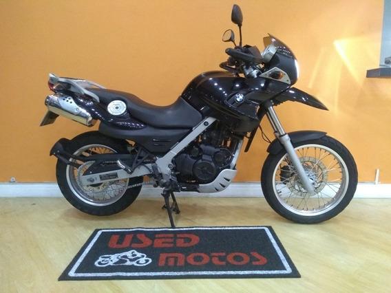Bmw Gs 650 2010 Preta