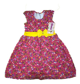 Kit 11 Vestidos Infantil Feminino Menina Atacado Revenda
