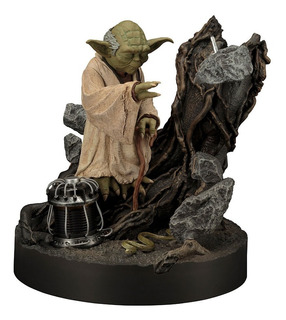 Star Wars - Yoda The Empire Strikes Back Repaint Kotobukiya