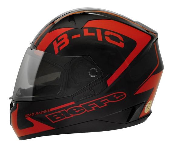 Capacete Moto Bieffe B-40 Road Racer