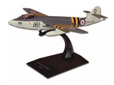 Aviões Avião De Combate A Jato Hawker Sea Hawk Fga6 - Uk