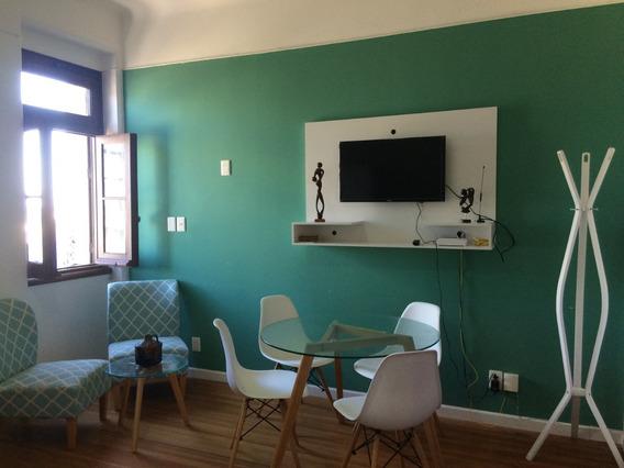 Monoambiente Amueblado En Palacio Salvo - A Nuevo