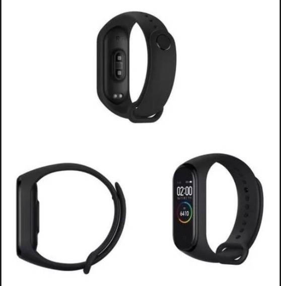 Relógio Smartwatch Inteligente Mi Band 4 Monitor Calorias