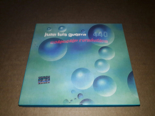 Juan Luis Guerra - 440 Coleccion Romantica (2 Cds) Impecable
