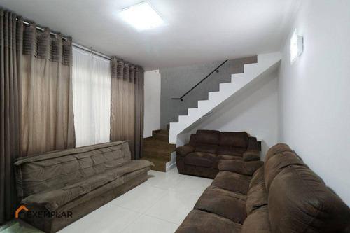Imagem 1 de 21 de Casa Com 2 Dormitórios À Venda Por R$ 619.000,00 - Nossa Senhora Do Ó - São Paulo/sp - Ca0317