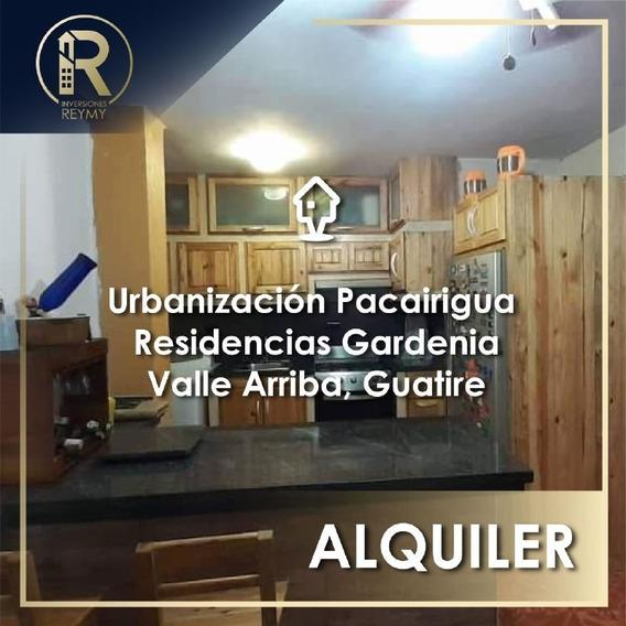 Alquiler De Apartamento En Guatire Resd Pacairigua Gardenia