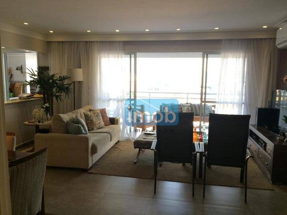 Apartamento Residencial À Venda E Locação, Marapé, Santos. - Ap5772