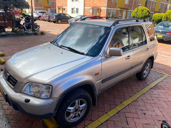 Honda Cr-v Full Equipo Con Tech