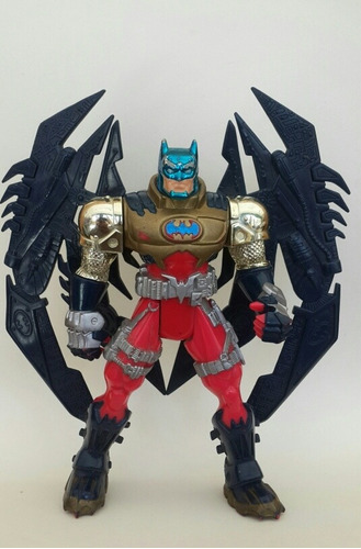 Figura Multi-blast Batman Knight Force Ninjas Hasbro '98