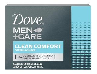 Jabon Dove Men Care Clean Comfort X 90g