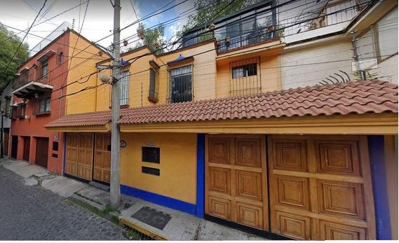 Remato Casa A Cinco Calles Del Museo Diego Rivera Exp15003