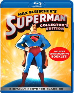 Blu-ray : Max Fleischers Superman: Collector