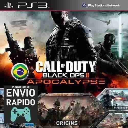 Dlc Apocalypse Para Black Ops 2 Jogos Ps3