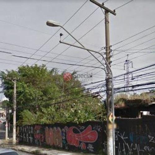 Imagem 1 de 3 de Terreno A Venda No Tatuapé - Af17995