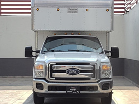 Ford F-350 6.3l Xl Plus Blanco 2016