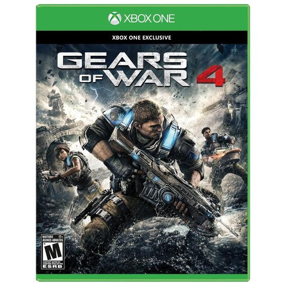 Gears Of War 4 Xbox One - 100% Original (25 Dígitos)