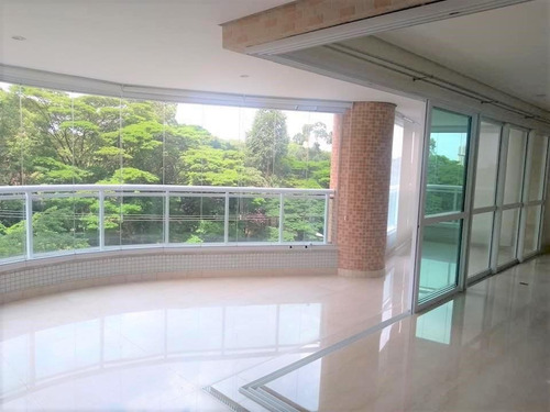 Apartamento Com 3 Dormitórios À Venda, 222 M² Por R$ 2.700.000,00 - Jardim Anália Franco - São Paulo/sp - Ap7132