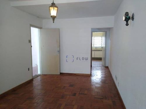 Imagem 1 de 18 de Casa 160m², 3 Dormitorios,  2 Vagas - Saúde - Ca0898