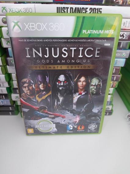 Injustice Gods Amongus Xbox 360