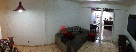 Casa Com 2 Dormitórios À Venda, 90 M² Por R$ 190.000 - Vila Borguese - São José Do Rio Preto/sp - Ca2199