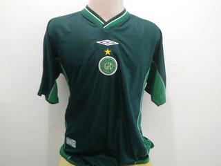 Camisa Guarani De Campinas De Jogo Torneio Rio São Paulo