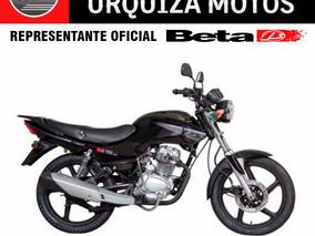 Moto Beta Bk 150 Hasta 30 Cuotas Con Dni 0km Urquiza Motos