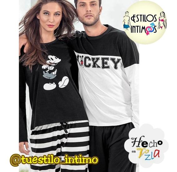 Pijamas Para San Valentin Combo Duo Sueter Y Mono