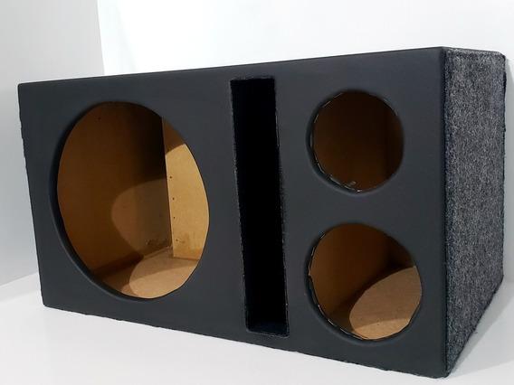 Caixa Labirinto Trio Baixa 12