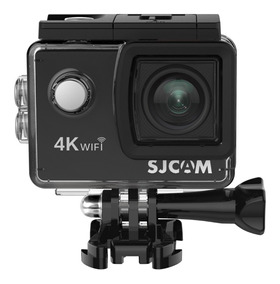 Câmera De Ação - Sjcam Sj4000 Air + Pau De Selfie Retratil