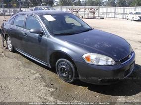 Chevrolet Impala Lt 2010 Se Vende Solamente En Partes