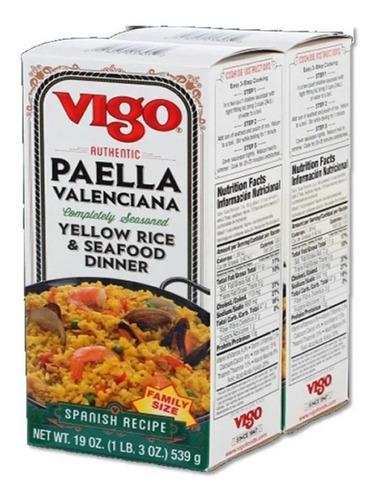 Paella Valenciana Vigo 2 X 539 - g a $46