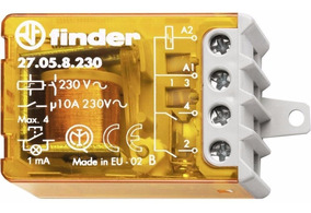 Rele De Impulso 27.05 8 230.0000 Finder 220v
