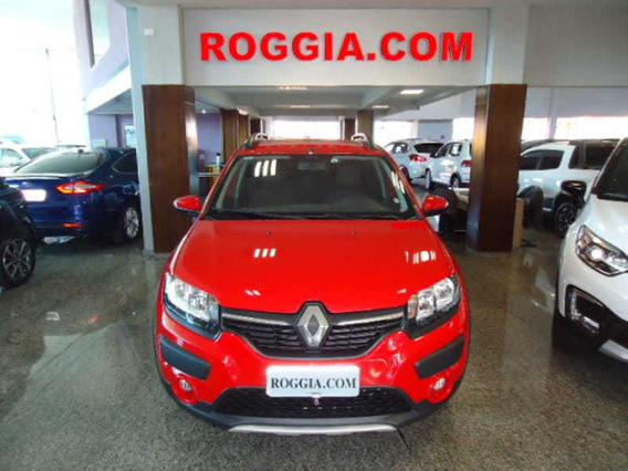 Renault Sandero Stepway (step) Easy, 1.6 16v Hi-flex 4p