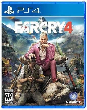 Far Cry 4 + Destiny Ps4 Original 1 Primaria