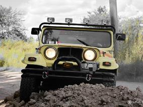 Jeep Ika Restaurado A Nuevo!!