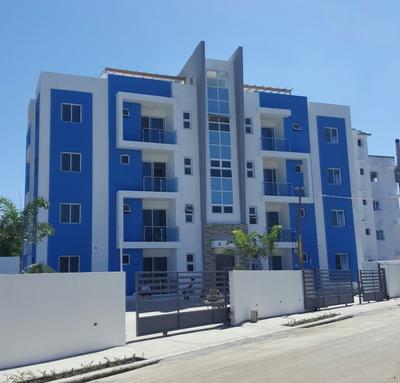 Alquilo Apartamento Nuevo En Santiago