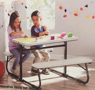 Mesa Para Niños Pegable Envio Gratis