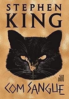 Livro Com Sangue - Suma Stephen King