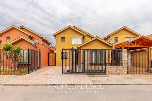 Se Vende Casa Barrio Las Encinas Maipú 3 Dormitorios