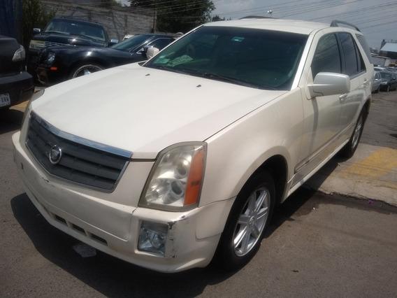 Cadillac Srx 2004 Buenisima 25,000 Inicial Resto Facilidades