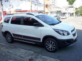 Chevrolet Spin Activ 1.8 8v Flex Automatica Branca 2017