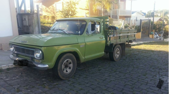 Chevrolet C-10 1971. Seis Cilindro