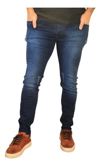 Calça Jeans Masculina Skinny Promoção Menor Preço *86