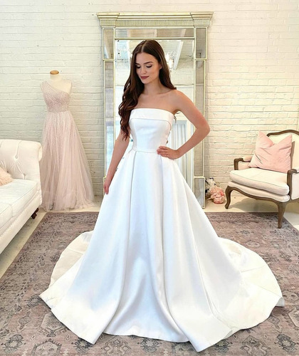 Vestido De Noiva Princesa Sob Medida Alta Costura