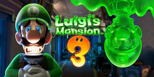 Imagen 1 de 2 de Videojuego Nintendo Switch Luigis Mansion 3