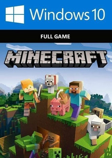 Licencia Minecraft Windows 10 Original Para Pc
